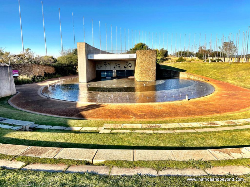 Freedom Park Memorial Pretoria