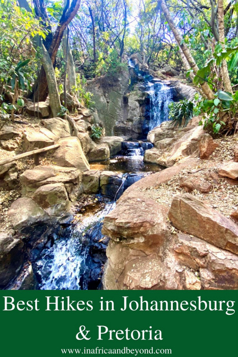 best hikes in johannesburg and pretoria