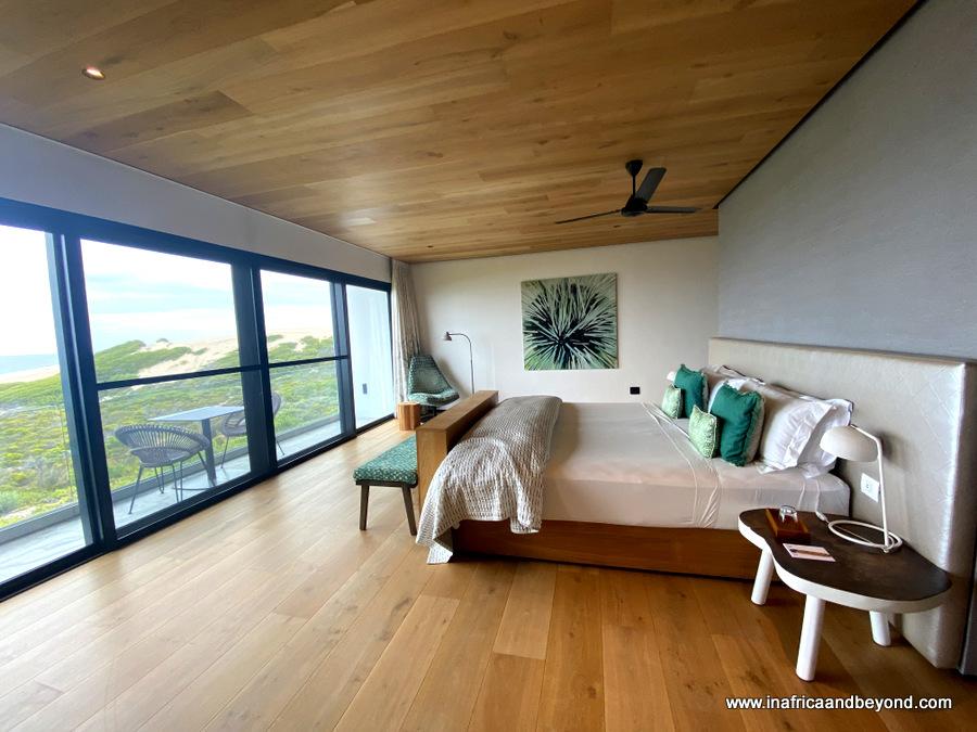 Morukuru Beach Lodge bedroom