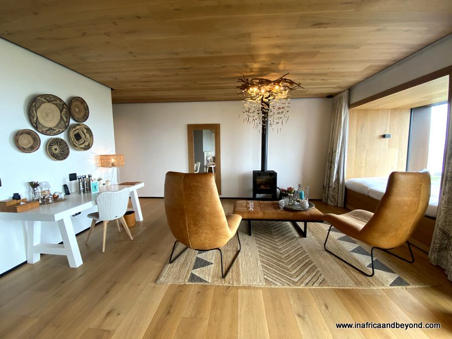 Morukuru Beach Lodge suite