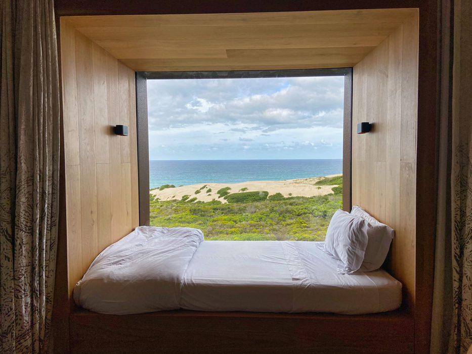 Morukuru Beach Lodge daybed