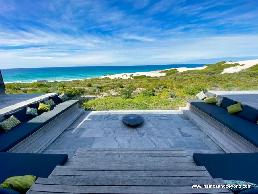Morukuru Beach Lodge View