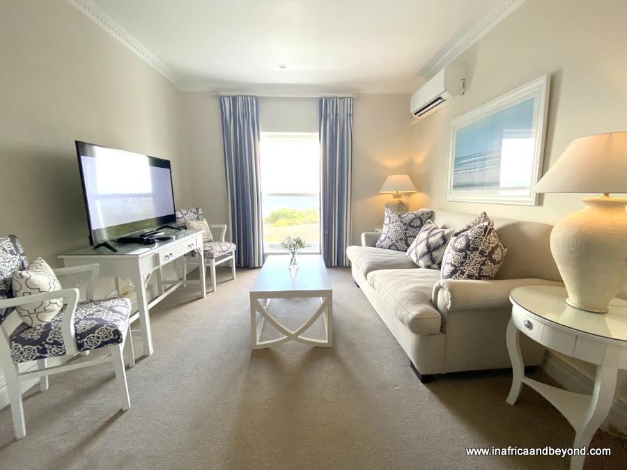 The Marine Hotel Luxury Room