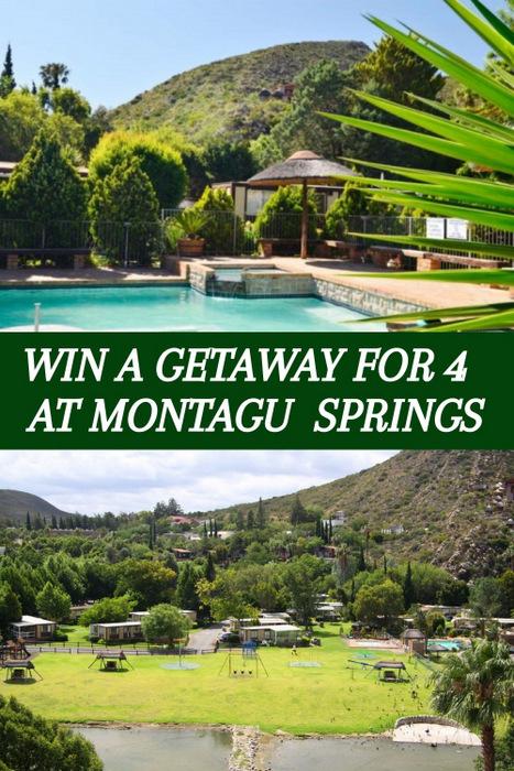 Montagu Springs Giveaway