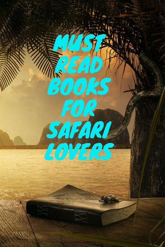 books for safari lovers