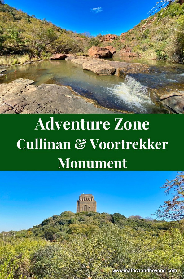 Adventure Zone Cullinan & Adventure Zone Voortrekker Monument