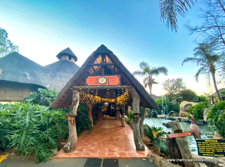 Crazy Bushman Restaurant