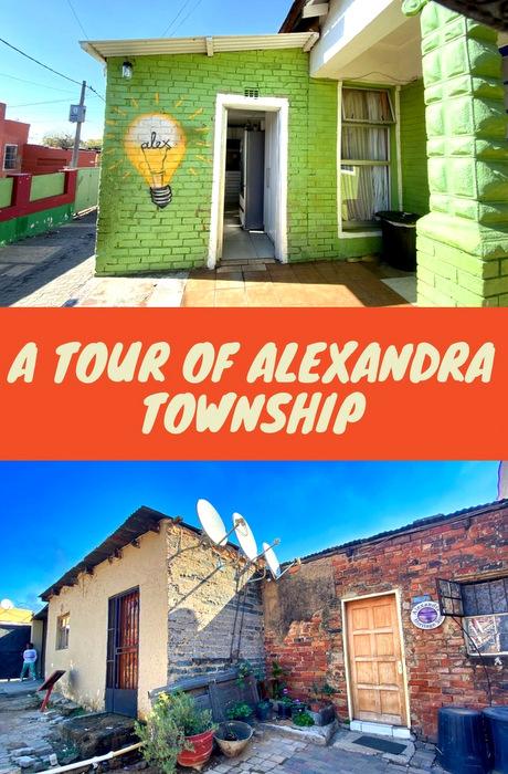 Alexandra Township Tour