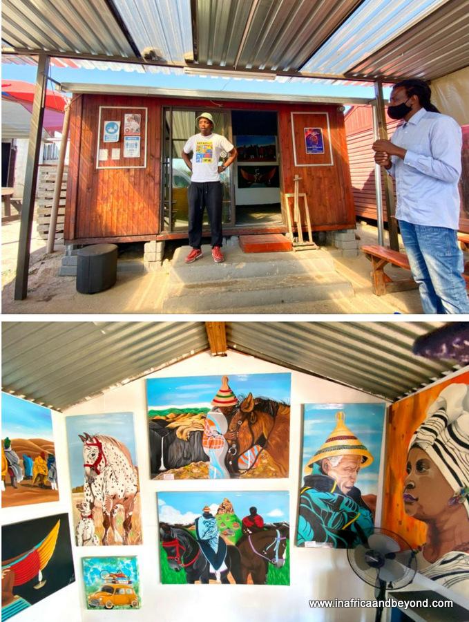 Art Flava - Tour por el municipio de Alexandra