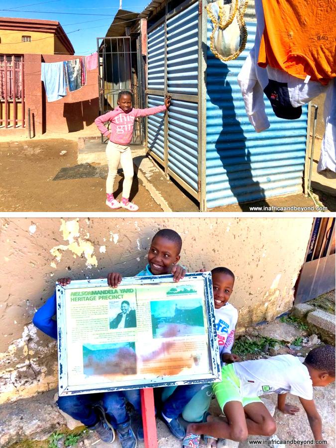 Nelson Mandela Yard Heritage Precinct