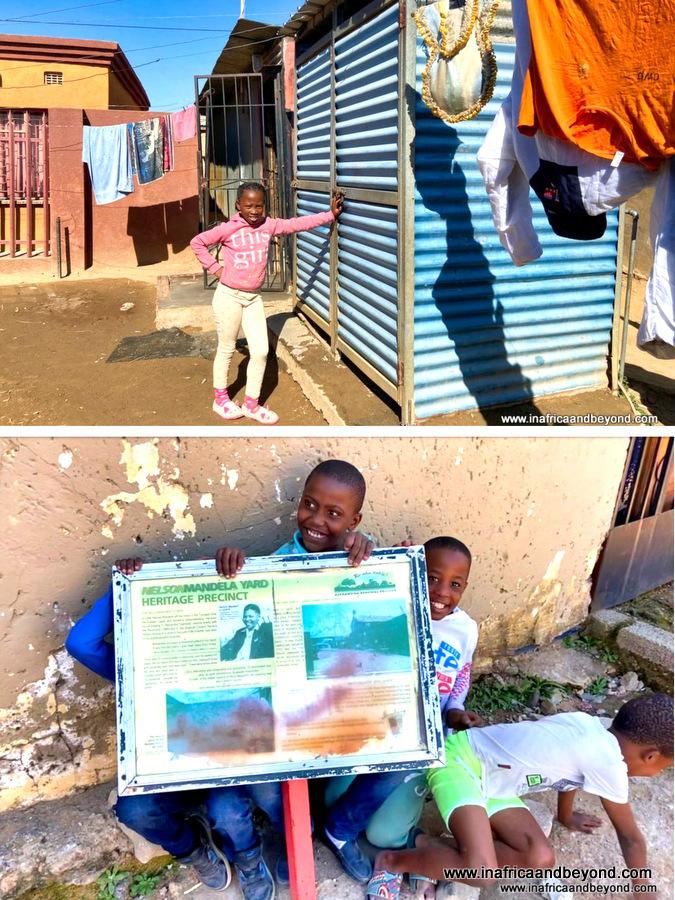 Recinto de patrimonio de Nelson Mandela Yard