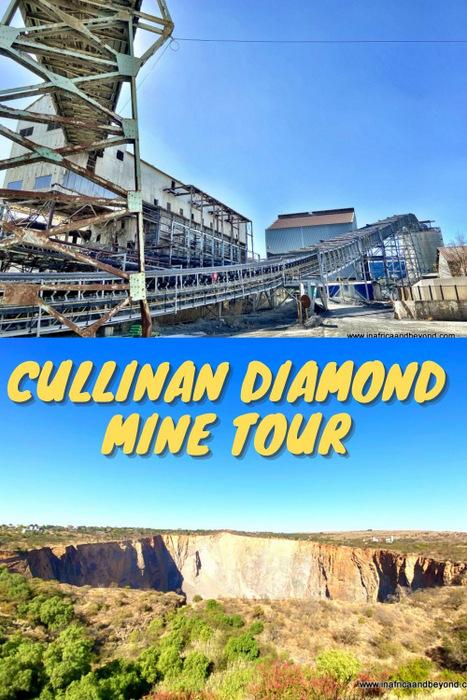 Tour de la mina de diamantes Cullinan